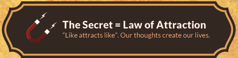 The Secret_law of attraction