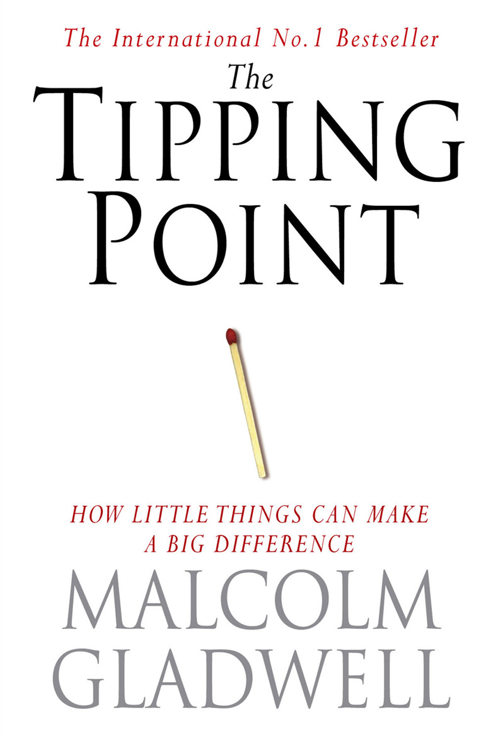 the tipping point a summary A summary of the tipping point by malcolm gladwell the tipping point is the biography of an idea, and the idea is very simple it is that the best way to understand the emergence of [ideas.