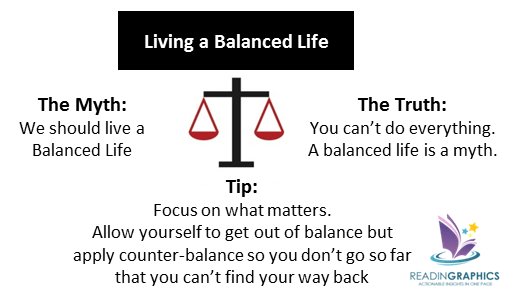 The One Thing_the balanced life