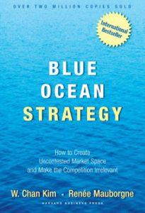 Blue ocean strategy_book