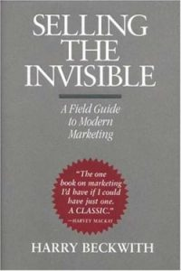 Selling the Invisible_book