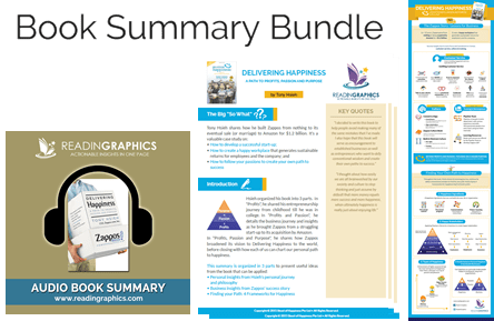 Delivering Happiness summary_book summary bundle