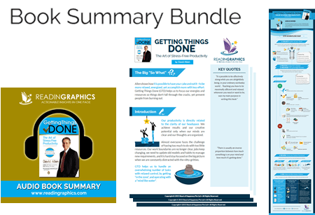 Getting Things Done summary_book summary bundle