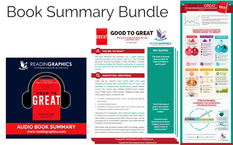 Good to Great summary_book summary bundle
