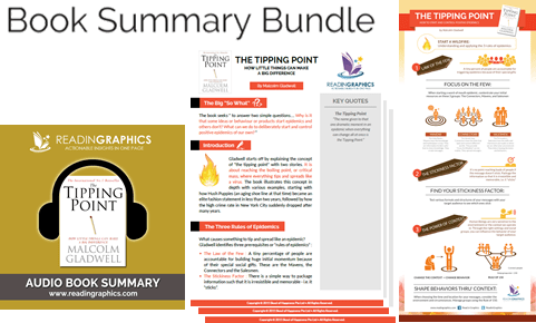The Tipping Point summary_book summary bundle