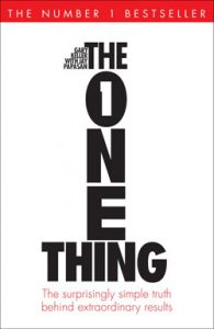 The One Thing_Book