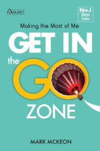 Get In The Zone Book By Mark Mckeon
