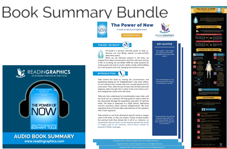 The Power of Now summary_book summary bundle
