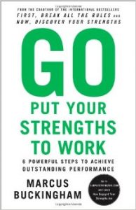Go Put Your Strengths To Work_Book