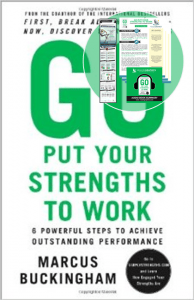 Book Summary Cover_Go Put your Strengths to Work