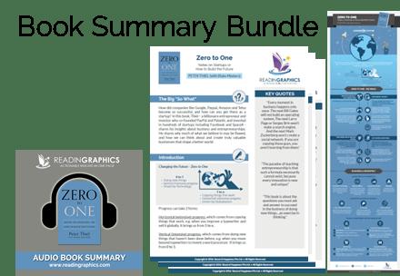 Zero to One Summary_Book Summary Bundle