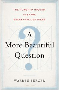 A More Beautiful Question_Book