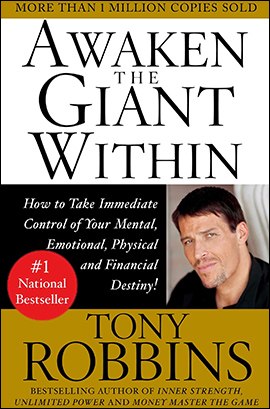 Awaken the Giant Within_book