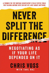Never Split the Difference_Book