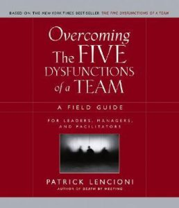 Overcoming the 5 Dysfunctions_book