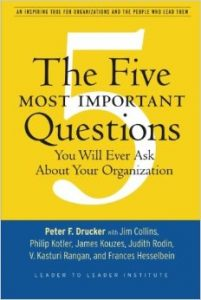 The Five Most Important Questions_book
