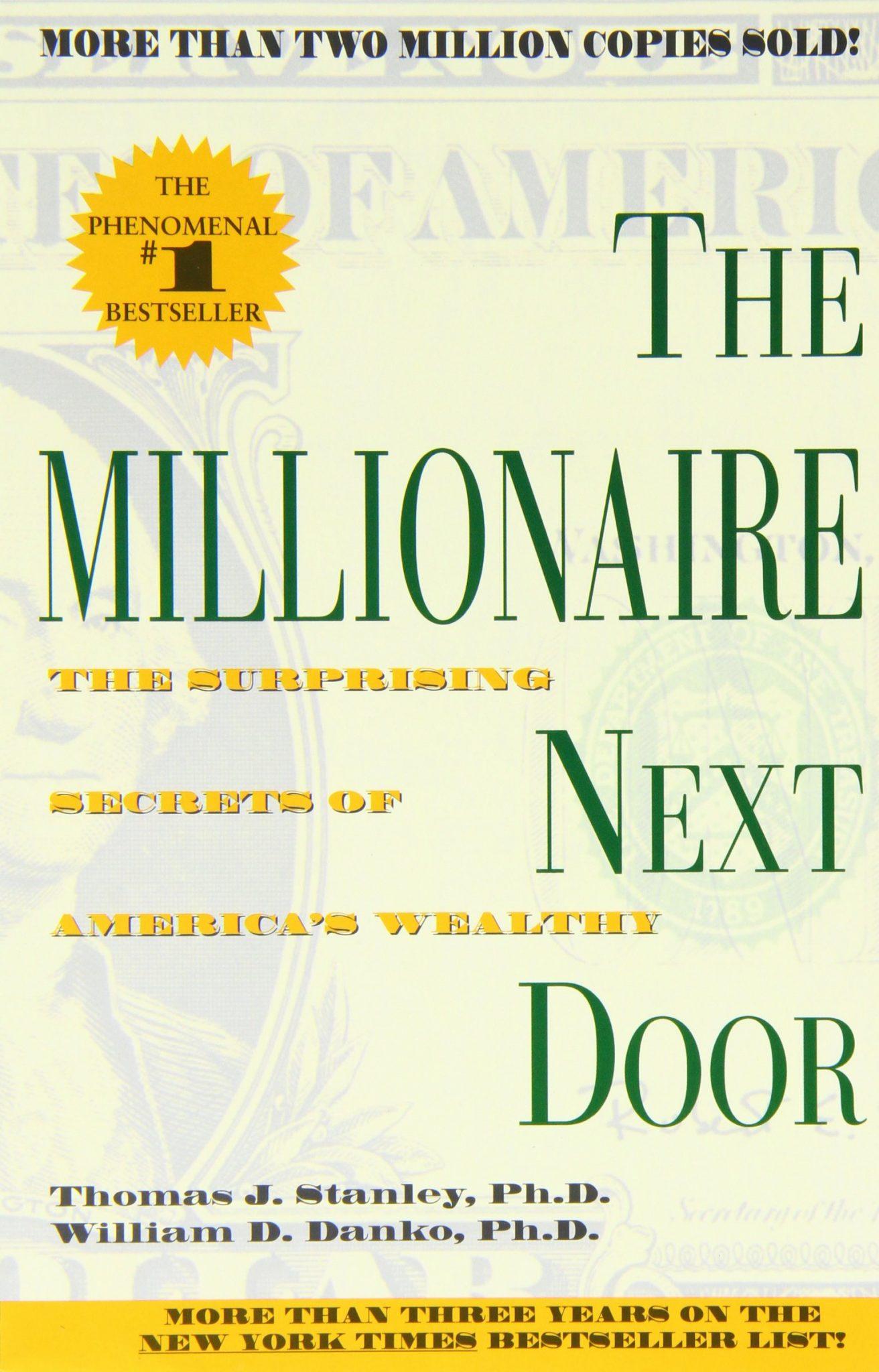 the millionaire next door book summary