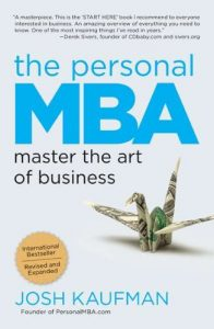 The Personal MBA_Book