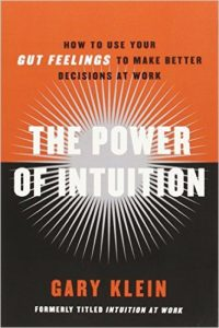The Power of Intuition_book