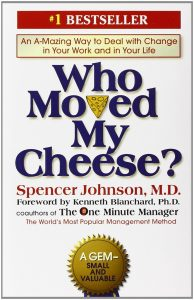 Who Moved My Cheese_Book