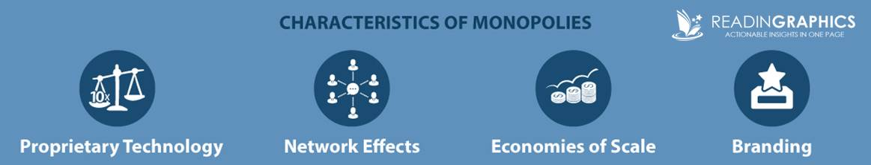 Zero to One summary_characteristics-of-monopolies
