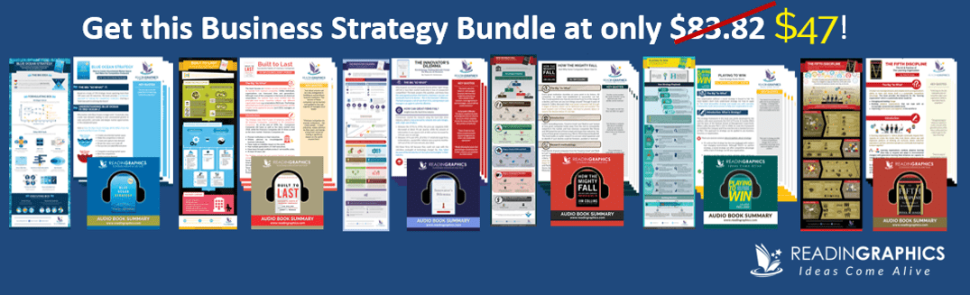 Best Business Strategy Books_book summary bundle