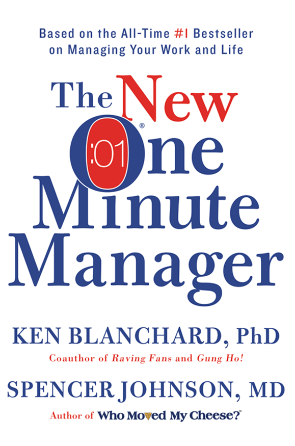 The New One Minute Manager_book