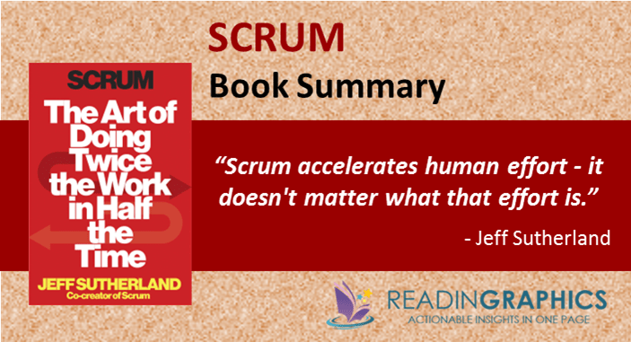Book Summary – Scrum: The Art Of Doing Twice The Work In Half The ...