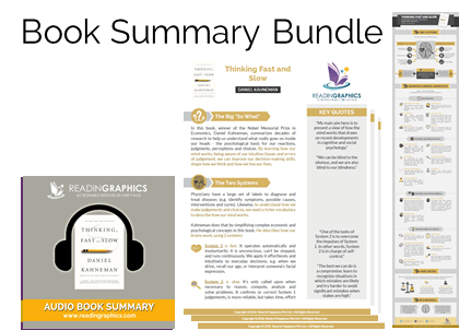 Thinking Fast and Slow summary_book summary bundle