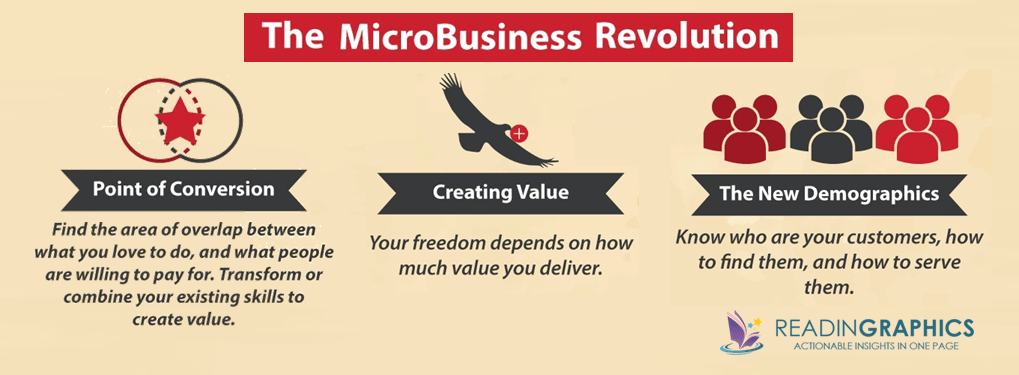 The $100 Startup summary_Micro Business Revolution
