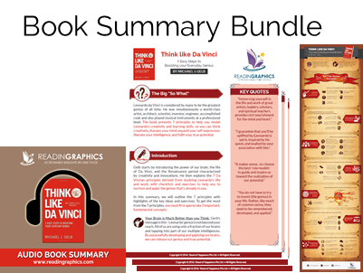 Think like Da Vinci summary_bundle