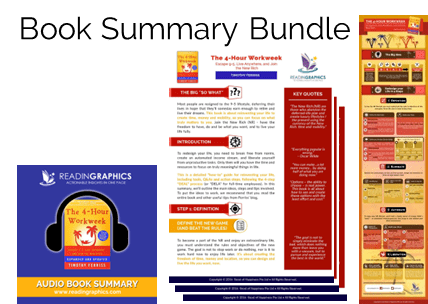 Book Summary - The 4-Hour Workweek: Escape 9-5, Live