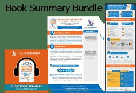 Inside Real Innovation summary_Book summary bundle