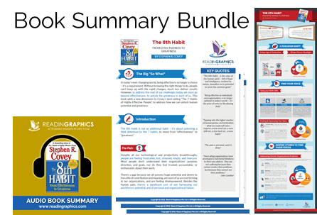 The 8th Habit summary_book summary bundle