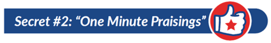 The New one Minute Manager summary_Title_One Minute Praisings