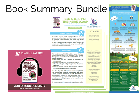 Ben & Jerry's book summary_bundle