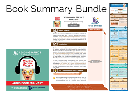Winning in Service Markets summary_book summary bundle