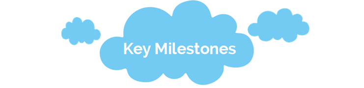 Ben & Jerry's book summary_key milestones_title
