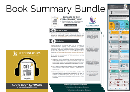 The Code of the Extraordinary Mind summary_bundle