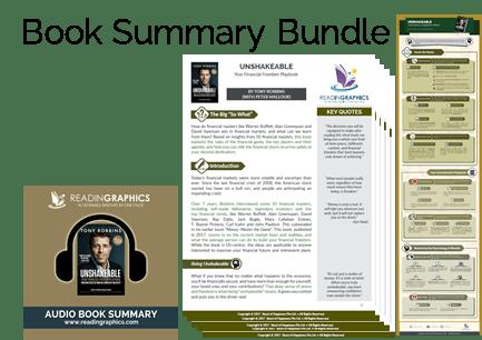 Unshakeable Summary_book summary bundle