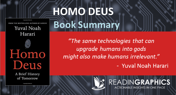 summary homo deus a brief history of tomorrow english edition