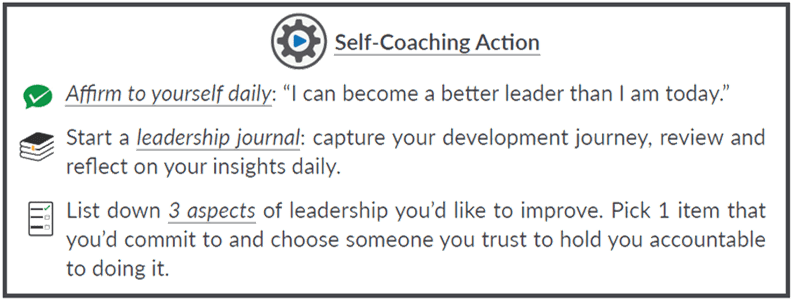 Learning Leadership Book Summary_self-coaching1