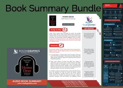 Homo Deus summary_book summary bundle