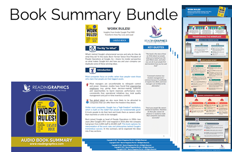 Work Rules summary_book summary bundle