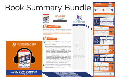Influence summary_book summary bundle