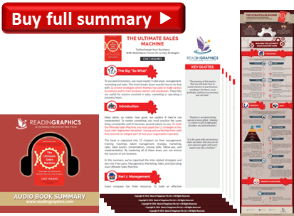 The ultimate sales machine summary_book summary bundle
