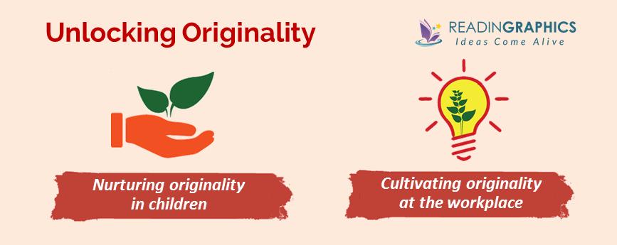 Originals Book Summary_unlocking originality