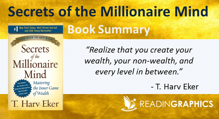 Book Summary - Secrets of the Millionaire Mind: Mastering the Inner