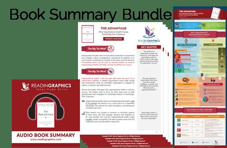 The Advantage Book Summary_summary bundle