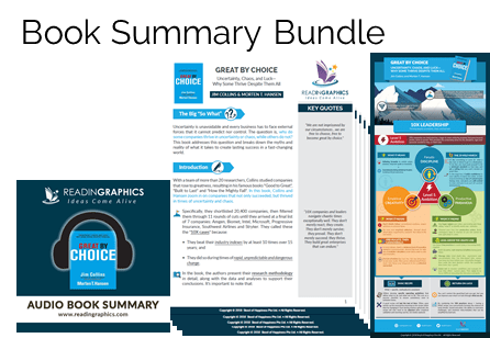 Great by Choice summary_Book Summary Bundle